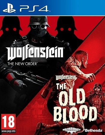 Wolfenstein Collection (PS4)